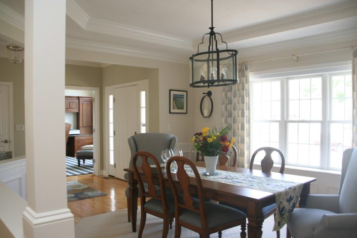 Norwell MA - Dining Room
