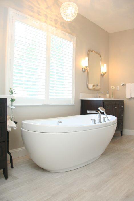 Norwell MA - Master Bathroom