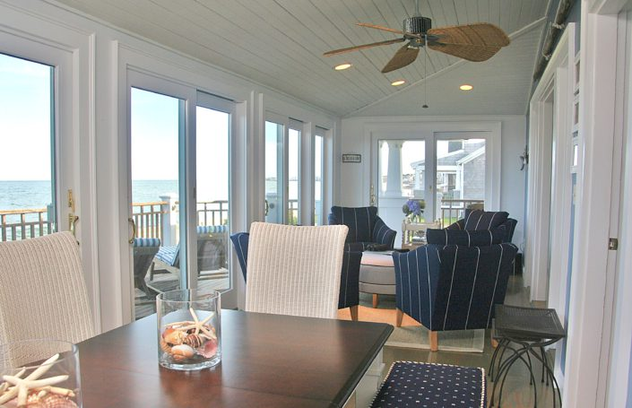 Beach House - Scituate MA - 3 Seasons Room