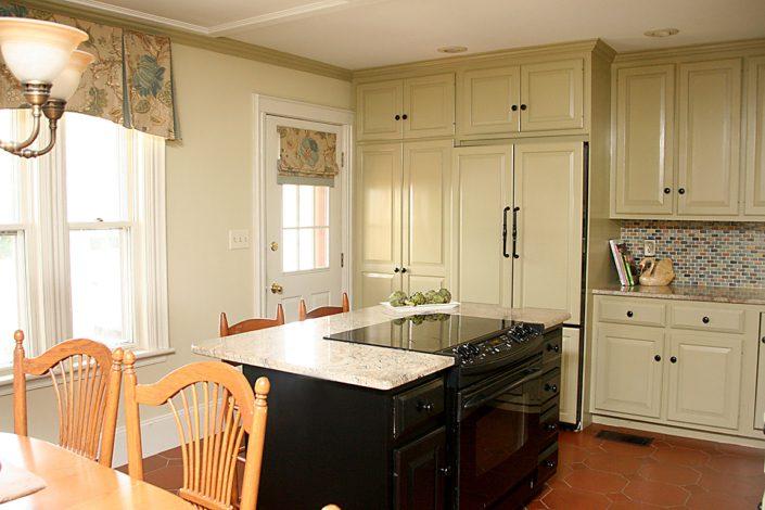 Farm House Addition - Whitman MA - Kitchen