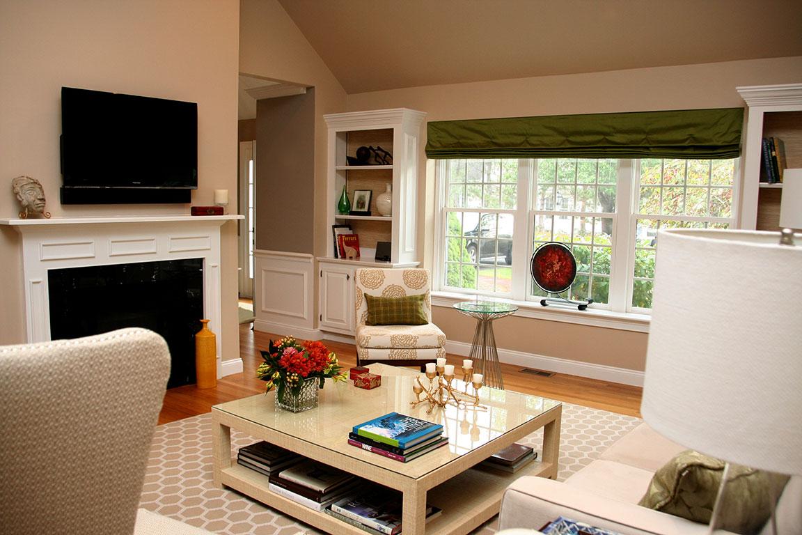 Pembroke MA - Living Room